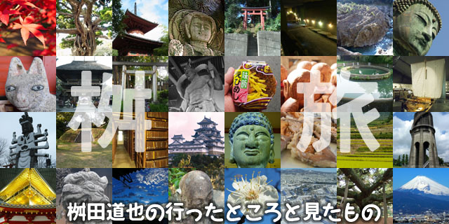 桝田道也の行ったところと見たもの:タイトル画像